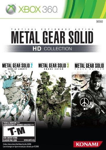 Konami Metal Gear Solid - Juego (Xbox 360, Xbox 360, Acción / Aventura, M (Maduro))