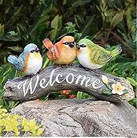 庭の彫像の装飾屋外の屋内屋外の風景の装飾収集可能な工芸品の家具屋内の屋外の装飾動物の彫刻庭の装飾最高の贈り物 decoration