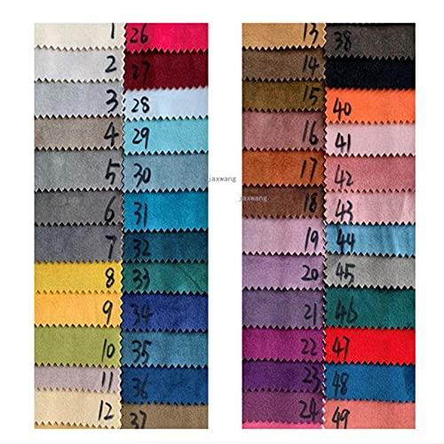 WSZMD Muebles De Sala Estar Puerta Minimalista Cambia Tus Zapatos Silla Sofá Caberos Zapatos Lujo Moderno Hogar Sala Estar Sofá, Sofá Cama (Color : 60CM Custom Color)
