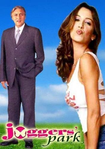 Joggers Park (2003) (Hindi Film / Bollywood Movie / Indian Cinema DVD)...