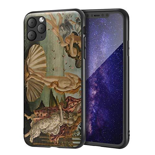 Sandro Botticelli for iPhone 11 Pro Max Case/Art Cellphone Case/Giclee UV Reproduction Print on Mobile Phone Cover(Museo Dell'Opera Del Duomo Prato Crocifisso)