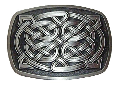Spirit of Isis - Belt buckle - for men white white