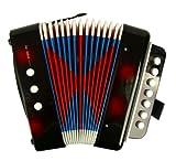 Enfants Musical Instrument de musique Accordéon Bouton Jouets Grand cadeau...