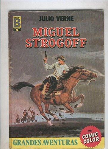 Grandes Aventuras numero 01: Miguel Strogoff