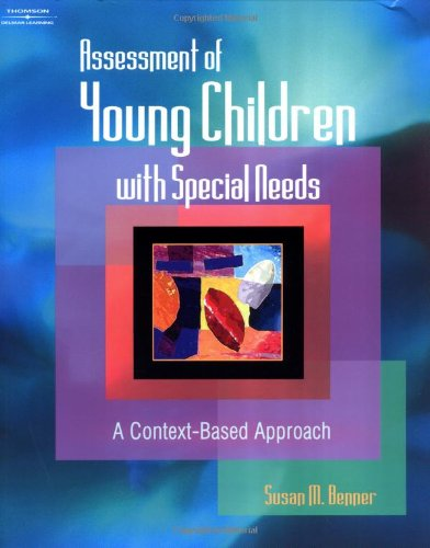 Assessment of Children with Special Needs