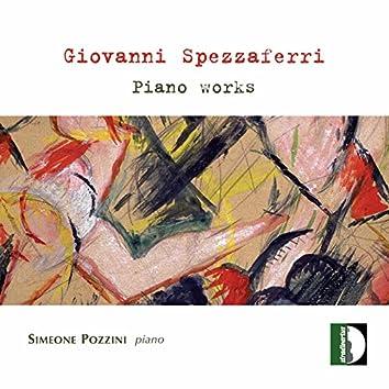 Spezzaferri: Piano Works