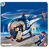 PLAYMOBIL 4266 Police Helicopter