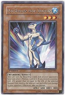 Yu-Gi-Oh! - Neo-Spacian Aqua Dolphin (DP03-EN005) - Duelist Pack 3 Jaden Yuki 2 - Unlimited Edition - Rare