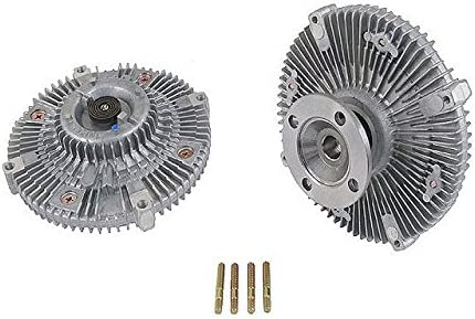 Shimahide 8973497610 Engine Fan Clutch Cooling Complete Luxury goods Free Shipping