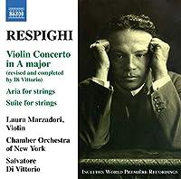 Violin Concerto in a Major