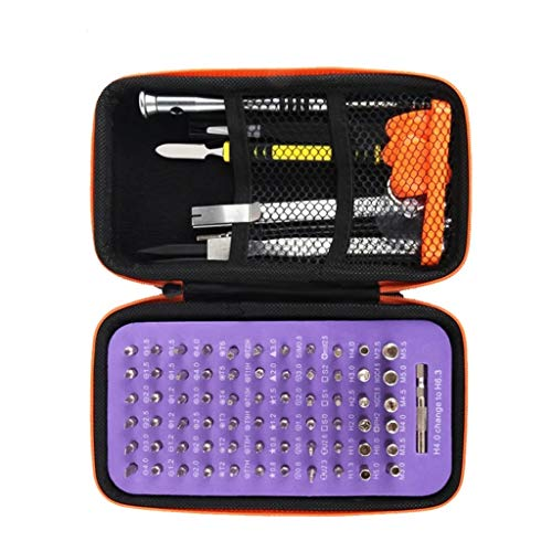 GYZX 83 en 1 Destornillador Set Destornillado Torx Destornilladores bits Magnético Tuercas Tuercas bit Reparacion Teléfono Móvil Herramientas Mano