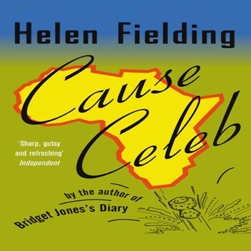 Cause Celeb audiobook cover art