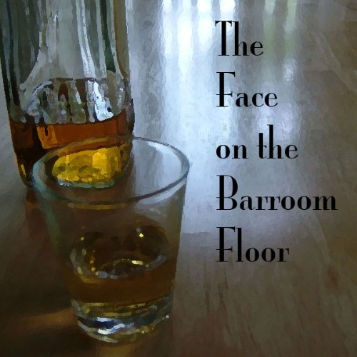 The Face on the Barroom Floor audiobook cover art