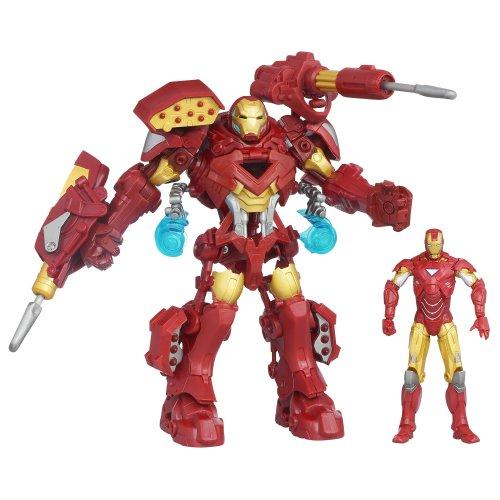 Avengers Stark Tech Assault Armor IRON MAN MARK VI
