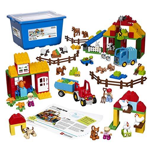 LEGO Education 45007grande set di fattoria