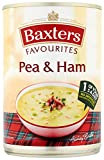 Baxters Favourites Pea and Ham Soup 400 g (Pack of 12)