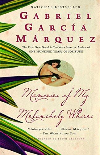 Memories of My Melancholy Whores (Vintage International)の詳細を見る