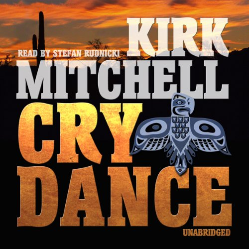 Cry Dance audiobook cover art