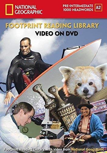 National Geographic DVD Paket Niveau 2