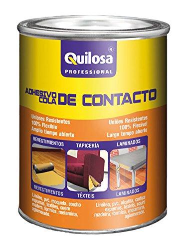 Quilosa T032672 Adhesivo de contacto Bunitex P-55 Sin Tolueno, 1 litro