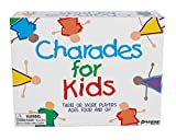 charades for kids as one of the family games to play at home
