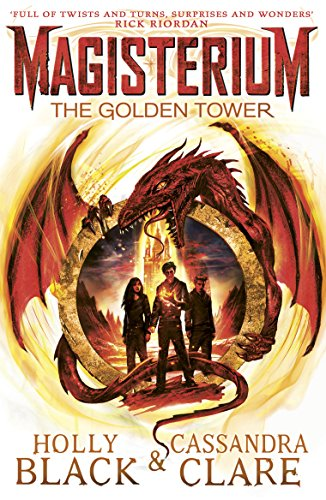 Magisterium: The Golden Tower (The Magisterium) (English Edition)