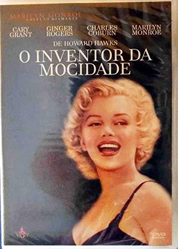 O inventor da mocidade, Marilyn Monroe
