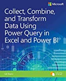 Collect, Combine, and Transform Data Using Power Query in Excel and Power BI (Business Skills) (English Edition)
