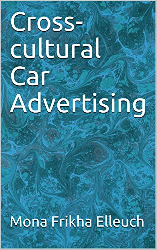 Cross-cultural Car Advertising (English Edition)