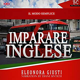 Il Modo Semplice Per Imparare L'Inglese [The Simple Way to Learn English] audiobook cover art