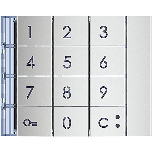 Legrand/bticino - Tutto davanti mód tastiera in metallo