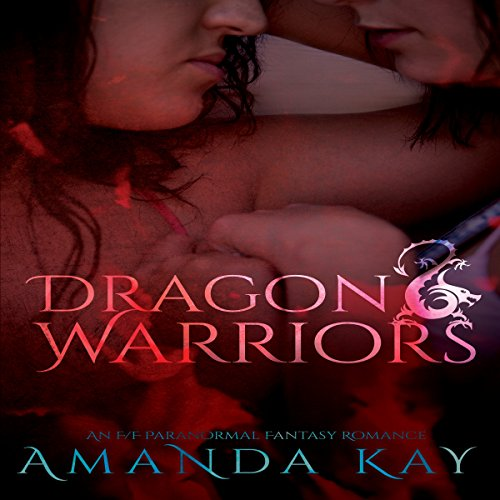 Dragon Warriors audiobook cover art