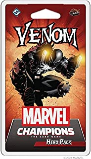Fantasy Flight Games | Marvel Champions: Venom Hero Pack | Card Game | Ages 12+ | 1-4 Players | 45-60 Minutes Playing Time