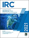 2021 International Residential Code (International Code Council Series)