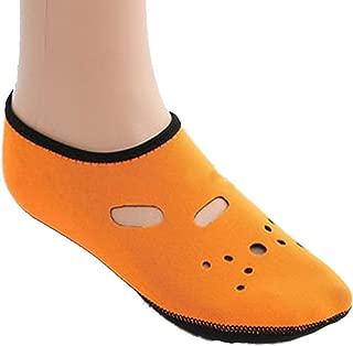 SKITCH® Flexible Water Skin Shoes Aqua Socks for Beach Swin Diving Snorkeling Surf Yoga Exercise Slip-on Fit for Men Women Kids