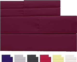 queen sheet set cotton
