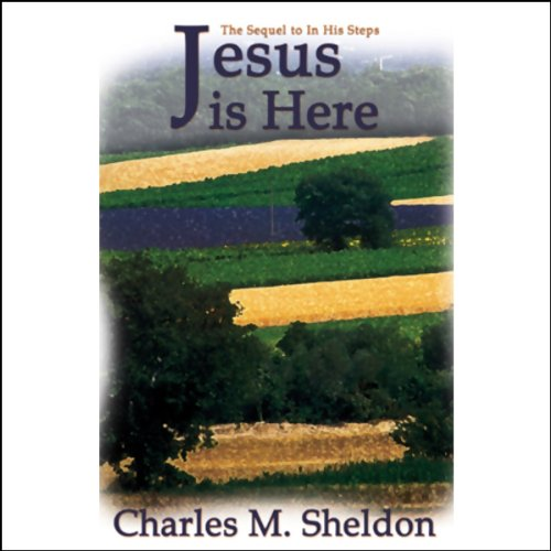 Jesus Is Here audiobook cover art