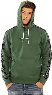 Champion Men's Seasonal Tape Hooded Sweatshirt