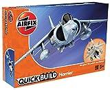 Airfix - Aij6009 - Quickbuild - Harrier - 28 Pièces