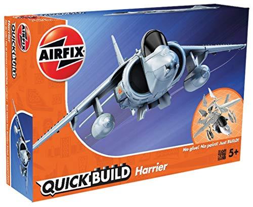Airfix J6009 QUICKBUILD Harrier Modellbausatz