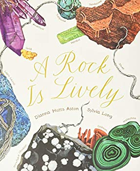 A Rock Is Lively  Nature Books