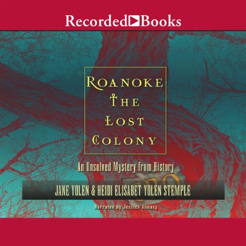 Roanoke audiobook cover art