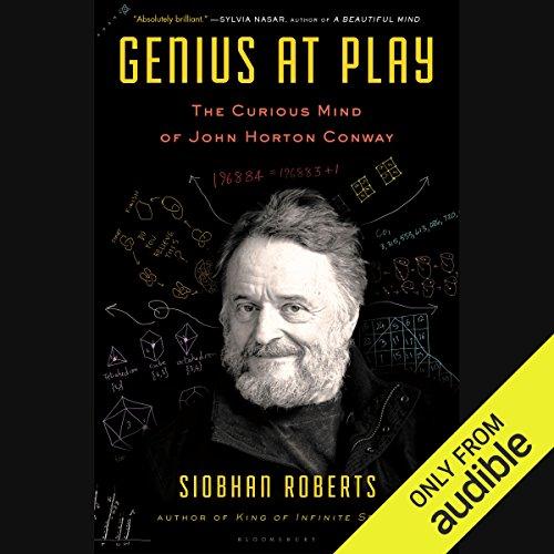 Genius at Play audiobook cover art