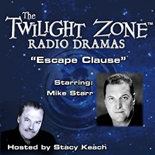 Escape Clause audiobook cover art