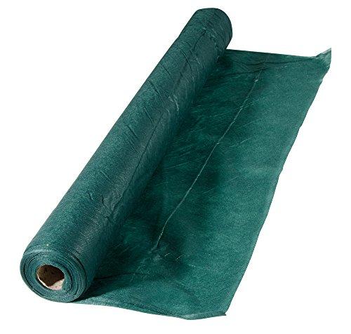 Tissu Vert TNT 17 mini rouleaux Dimensions 1,6 x 20 Vert