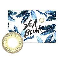 カラコン シーブリンク seablink 1ヶ月 マンスリー 【カラー】サンドバー 【PWR】-6.00 1枚入 1箱