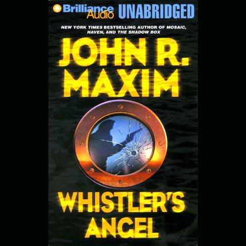 Whistler's Angel audiobook cover art