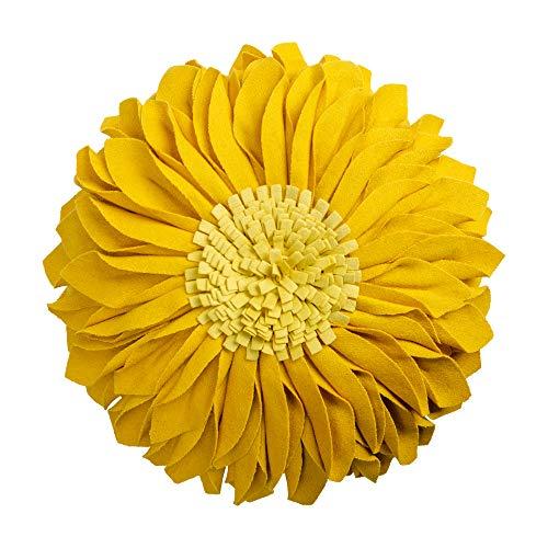 JWH Handmade 3D Flowers Accent P...