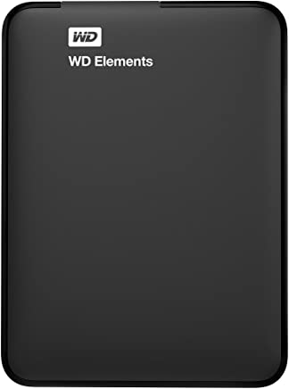 Western Digital Elements Portable 3.0 HDD Esterno, 3.50 Pollici, USB 3.0, 1000 Gb, Compatibilità Mac, Nero - Confronta prezzi
