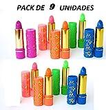 Pintalabios Magicos Marroquies, Arabes HARE Henna Argan .::Pack de 9 Unidades:..